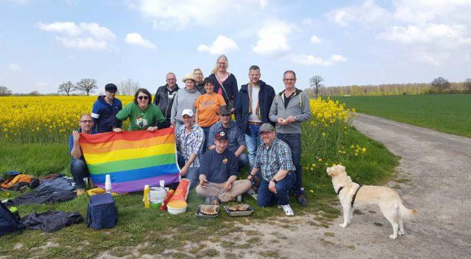 Einladung zum 4. queeren 1. Mai Wandertag