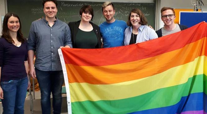 Antidiskriminierungsarbeit an der Uni Kassel