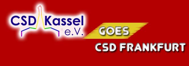 Tagestour zum CSD Frankfurt